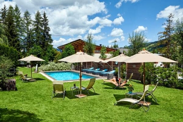 Chalet Morisa-Swimming pool