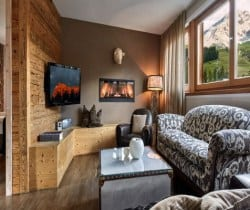 Chalet Morisa-Living areas