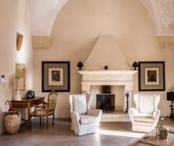 Villa Giardino-Living area