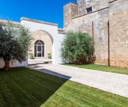 Villa Segreta-Exteriors