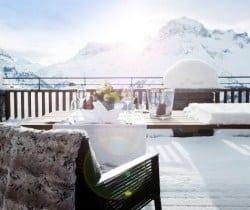Chalet Astro: Terrace