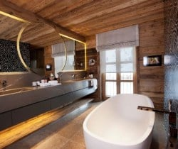 Chalet Astro: Bathroom