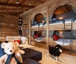 Chalet Astro: Bedroom