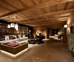 Chalet Astro: Entrance hall