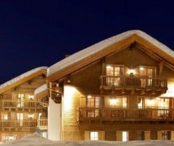 Chalet Bering: Outside view