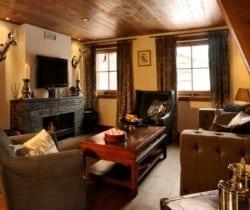 Apartment Zarif: Living room