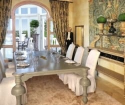 Villa Moonstone: Dining room