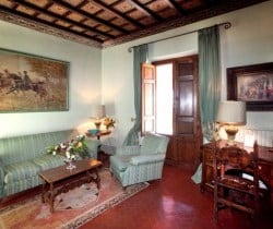 Villa Duke: Living area