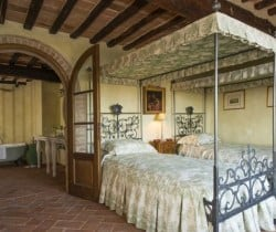 Villa Ombrone: Bedroom