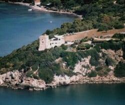 Torre Saracena: Aerial view