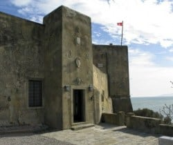 Torre Saracena: Outside view