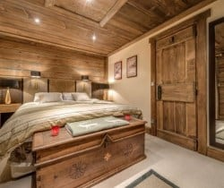 Chalet Chopine: Bedroom