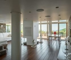 Villa Sunset-Living & dining areas
