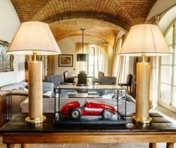2Villa Bolgheri - Living room
