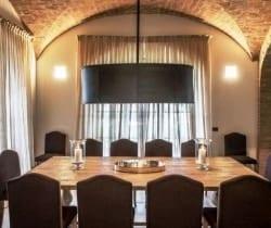 3Villa Bolgheri - Dining room