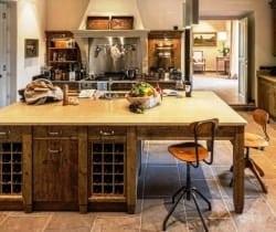 6Villa Bolgheri - Kitchen