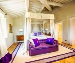 9Villa Bolgheri - Master bedroom