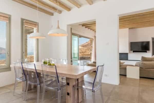 Villa Asteria-Dining room