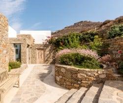 Villa Asteria-Outside view