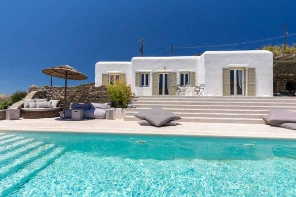 Villa Calantha-Swimming pool