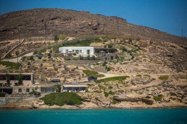 Villa Calantha-Exterior