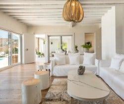 Villa Damara-Living room