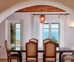 Villa Doria-Dining area