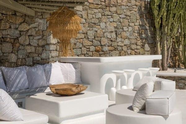 Villa Sapphira-Outdoor chill out area