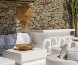 Villa Sapphira-Outdoor chill out area