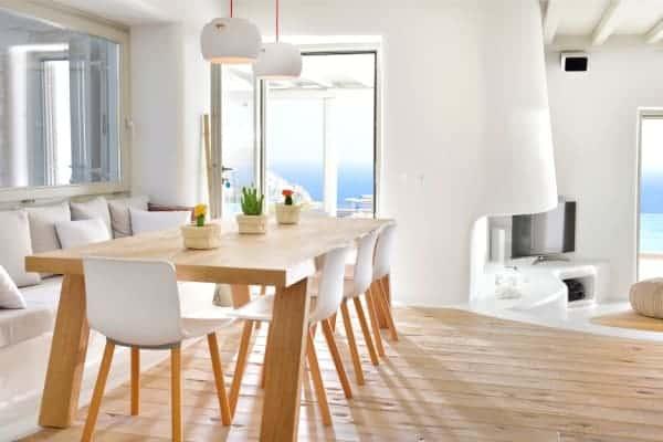 Villa Stasia-Dining room