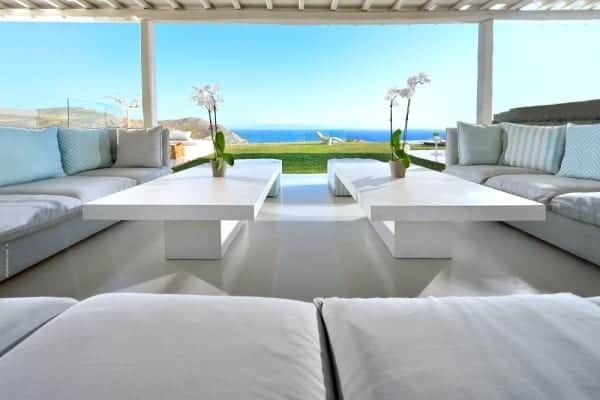 Villa Stasia-Outdoor chill out area