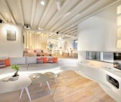 Villa Stasia-Living room