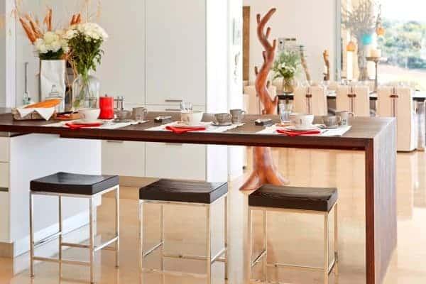 Villa Linda-Breakfast bar