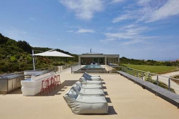 Villa Linda-Outdoor entertaining area