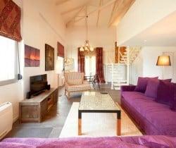 Villa Linda-Guest house 2_Living area