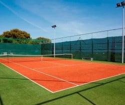 Villa Linda-Tennis court