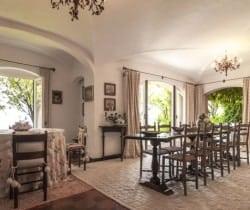 Villa Regina-Dining Room