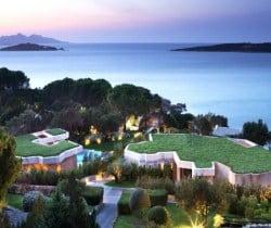 Villa Antas: Exterior view