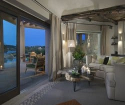 Villa Antas: Living room