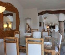 Villa Fresia - Dining area