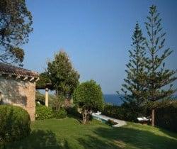 Villa Fresia -Exterior view