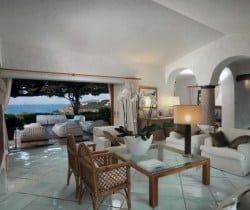 Villa Fresia - Living area