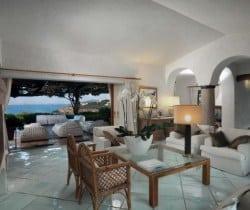 Villa Fresia - Living area
