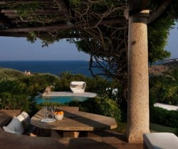 Villa Fresia - Outside chill out area