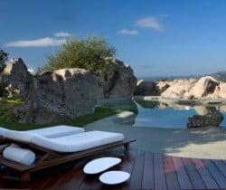 Villa Rosae: Solarium