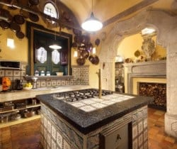 Villa Phebe: Kitchen