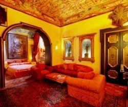 Villa Phebe: Sitting area