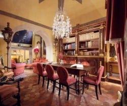 Villa Phebe: Dining area