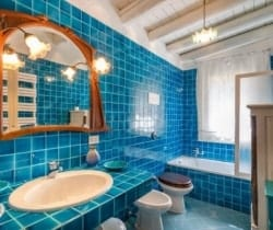Villa Horizion: Bathroom