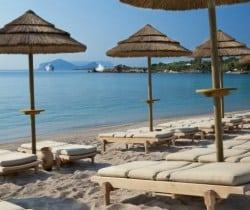Villa Smeralda-Beach